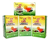 #4: Pack Of 4 All in One Herbal Lemon Tea Premix Sulphur less Sugar (100 pouches )