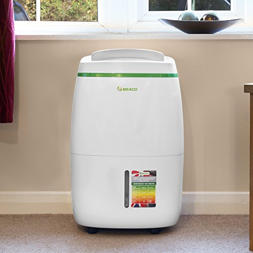 meaco 20l le low energy dehumidifier ideal for. Black Bedroom Furniture Sets. Home Design Ideas