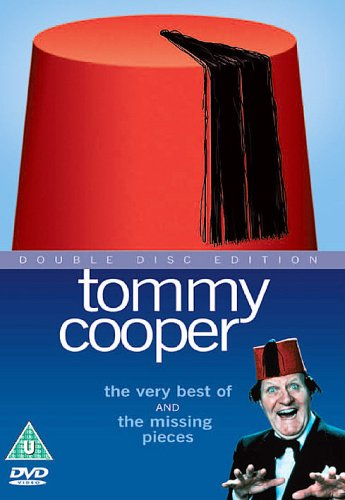 Tommy Cooper - The Very Best Of and The Missing