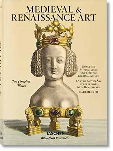 Carl Becker. Medieval & Renaissance Art (Bibliotheca - Frauen Der Renaissance Kostüm