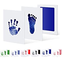UAMITA Tampone per stampare Impronte di Mani e Piedi di Neonati da 0 a 6 mesi. L'impronta viene impressa senza alcun…