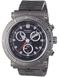 Formex 4 Speed 20003.3121 - Reloj cronógrafo de cuarzo para hombre con correa de acero inoxidable, color plateado