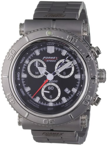 Formex 4 Speed Men's Quartz Watch 20003.3121 with Metal Strap