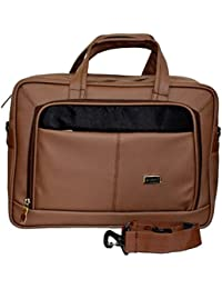 """Stylish 17"""" Laptop Sleeve Messenger Sling Office Bag With Shoulder Strap By-Widnes"""