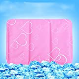 XULO Überhitzung Vermeiden Dehydration Tragbare Kühlpad Halten Haustiere Kühlen Nicht Sticking Halten Haustiere Kühlen,D-M
