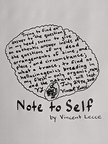 Note To Self: An Original Book of Insights and Daily Reminders (English Edition)