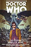 Front cover for the book Doctor Who: The Tenth Doctor Volume 2 - The Weeping Angels of Mons by Robbie Morrison