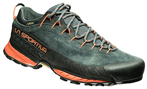 LA SPORTIVA TX4 GTX - APPROACH OUTDOOR TECHNICAL FOOTWEAR - CARBON / FLAME (43)