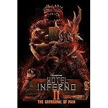 Hotel Inferno 2 The Chatedral Of Pain UNCUT - Bluray - Dub. ENG - Sub. ITA - ENG - SP - FR - DE - JP - RU - Region FREE