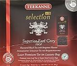 Teekanne Selection 1882 im Luxury Bag - Earl Grey - leicht, blumig, fruchtig, 20 Portionen, 80 g