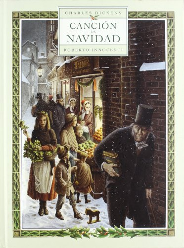 Cancion de Navidad / A Christmas Carol por Charles Dickens