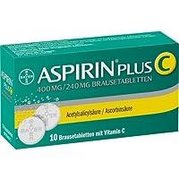 Aspirin Plus C 10 Stück Brausetabletten - preisvergleich