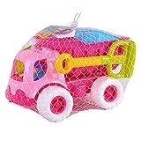 #8: Babytintin Summer Beach Toy Set, Medium (Multicolour)