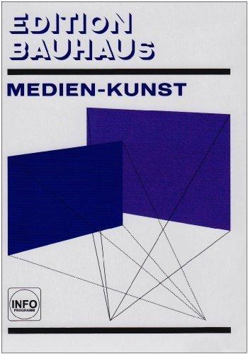 Bauhaus Edition 1: Medienkunst