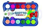 Giotto 332000 - Caja 24 pastil...