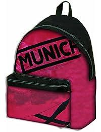 Copywritte Munich Strong Mochila, Color Rojo