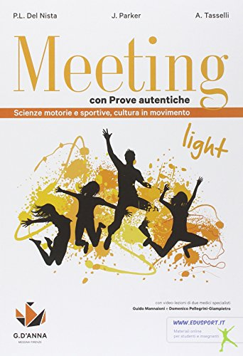 Meeting light con prove autentiche. Per la Scuola media. Con e-book. Con espansione online