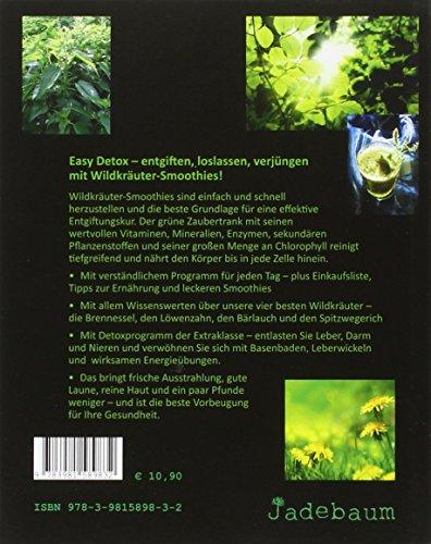 Easy Detox mit Wildkräuter-Smoothies: Das 10-Tage-Programm zum entgiften, loslassen, verjüngen - 2