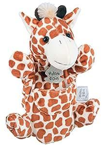 Histoire d'Ours Marionnette Girafe