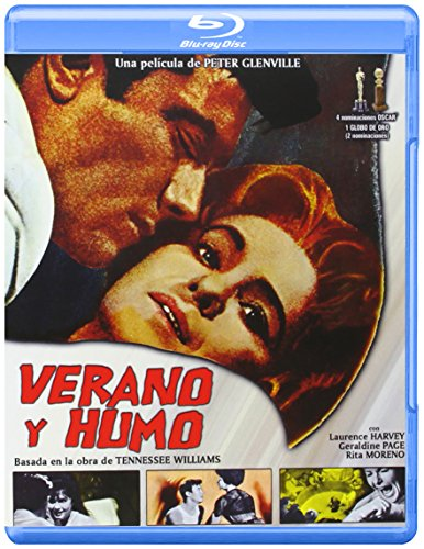 Summer and Smoke - VERANO Y HUMO (Blu ray) - Peter Glenville - Laurence Harvey,
