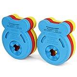 Infantastic Schwimmscheiben Schwimmtrainer Schwimmring für Baby Kinder ab 12 Monaten