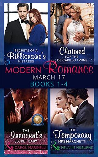 modern-romance-march-collection-books-1-4-secrets-of-a-billionaires-mistress-claimed-for-the-de-carr