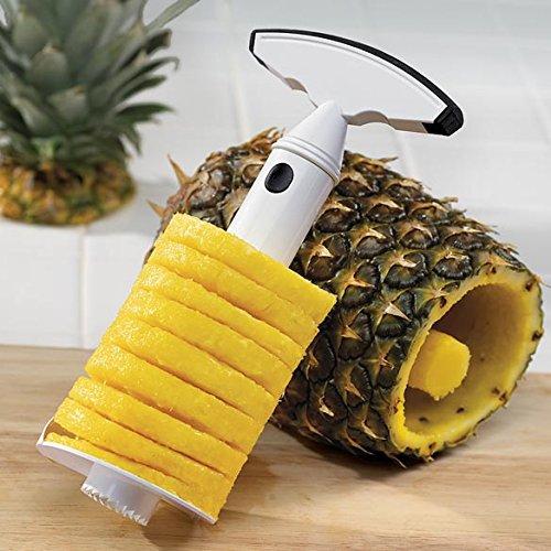 HOME CUBE TM All in One Pineapple Peeler Slicer & Corer Maker