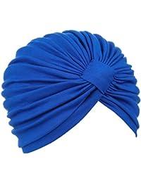 Lierys Turban Baumwollturban Damenturban Sommerturban Jerseyturban für Damen Kopftücher Kopftuch orientalisch Winter Sommer