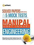 Solved Papers (2008-2015) & 5 Mock Tests for Manipal UGET(MAHE) Engineering Entrance Test: Manipal University Under Graduate Entrance Test
