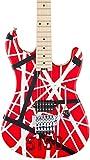 EVH Stripe 5150 Red - Red / Black + White Stripes