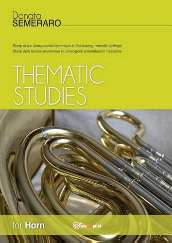Thematic studies for horn - Italiano Horn