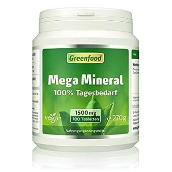 Greenfood Mega Mineral