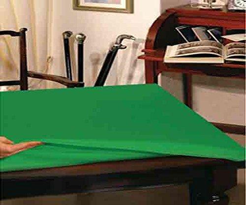 CASA TESSILE Copritavolo Poker sotto tovaglia 8 posti 110x180