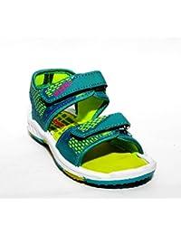Campus Junior VIZEL TCS-21 Green/SEA Green Kids Sandals.