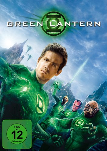 Warner Home Video - DVD Green Lantern