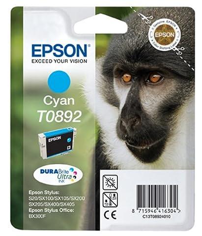 Epson T0892 Tintenpatrone cyan