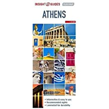 Insight Guides Flexi Map Athens (Insight Flexi Maps)