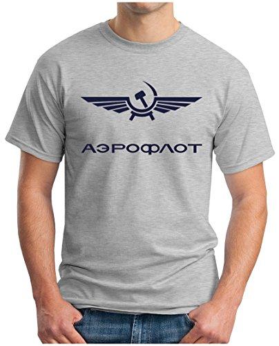om3-aeroflot-t-shirt-russian-airline-ussr-antonov-iljuschin-oak-5xl-heather-grey