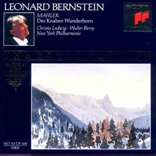 Mahler : Des Knaben Wunderhorn (Le Cor merveilleux de l'enfant)