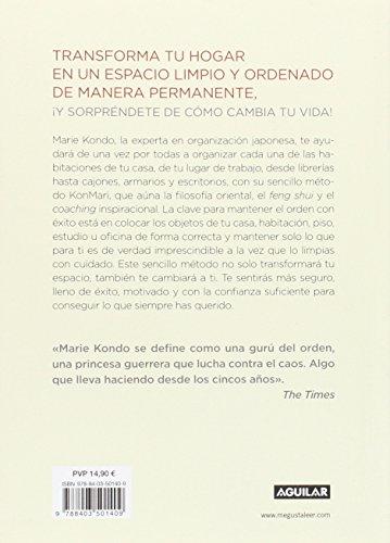 Opiniones del libro LA MAGIA DEL ORDEN de Marie Kondo