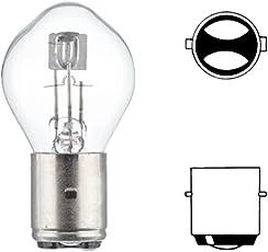 HELLA 8GD 002 084-131 Glühlampe Standard, Scheinwerferlampe für Hauptscheinwerfer, S2, 35 W, 12V