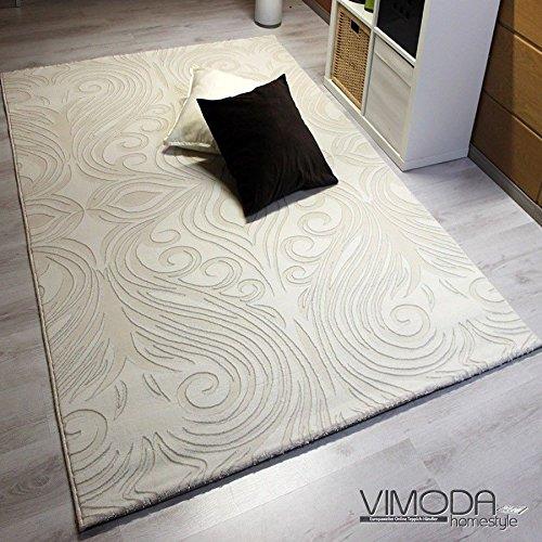 Tappeto Moderno Design Elegante Effetto 3D Acrilico Poliestere ...