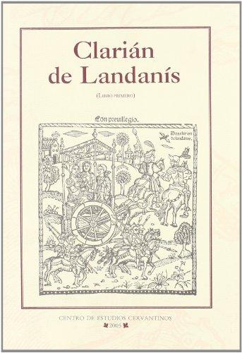 Clarián de Landanís I: 1 por Gabriel Velazquez De Castillo