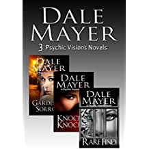 Psychic Visions: Books 4-6 (English Edition)