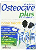 Vitabiotics Osteocare Plus Omega-3 and Soy Isoflavones - 84 Tablets/Capsules by Vitabiotics