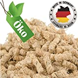 Redprice GmbH Premium Kaminanzünder Holzwolle Wachs Anzündwolle 5KG 100% ÖKO Natur-Wachs Grill-Anzünder Brennstoffe Kamine Anzündwolle mit Wachs
