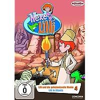 Hexe Lilli 4 - Lilli und die geheimnisvolle Mumie / Lilli in Atlantis