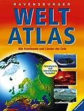 Ravensburger Weltatlas: Alle Kontinente und Länder der Erde