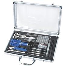 Mannesmann - Juego de herramientas para relojero (maletín de aluminio)