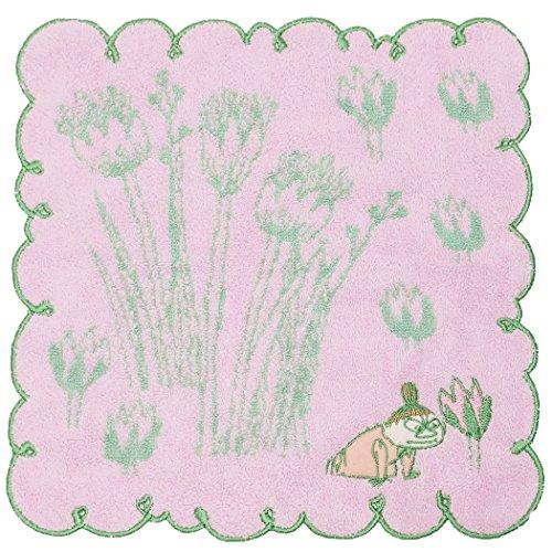 4992272604313 Moomin jacquard handkerchief towel/Little My Hyde and seek